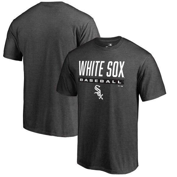 MLB ホワイトソックス Tシャツ ヘザー チャコール【1910価格変更】【1112】