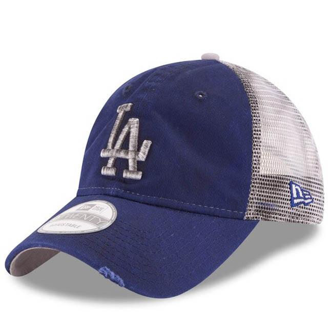 ドジャース キャップ ニューエラ NEW ERA MLB 9TWENTY アジャスタブル ロイヤル【1910価格変更】【191028変更】