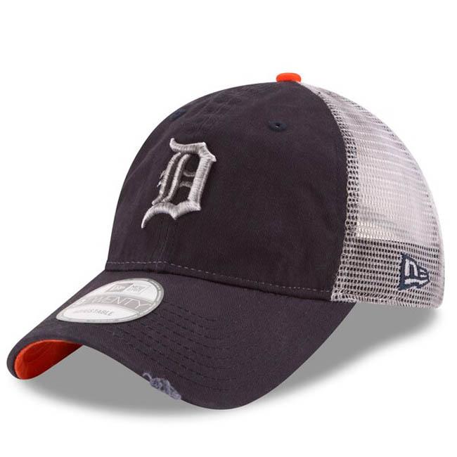 タイガース キャップ ニューエラ NEW ERA MLB 9TWENTY アジャスタブル ネイビー【1910価格変更】【191028変更】