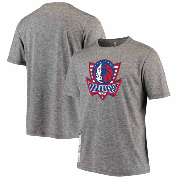 NBA Tシャツ マーベリックス グレー【1911NBAt】
