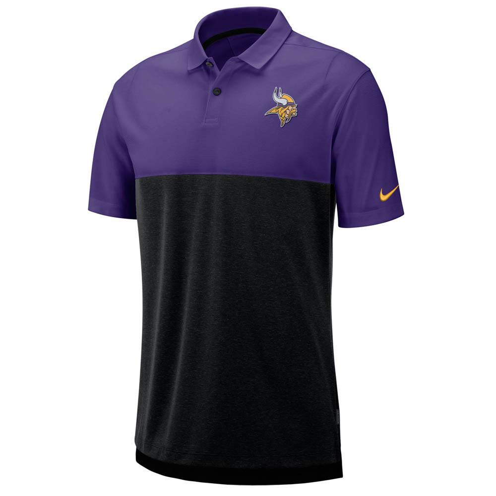 バイキングス ポロシャツ NFL ナイキ/Nike