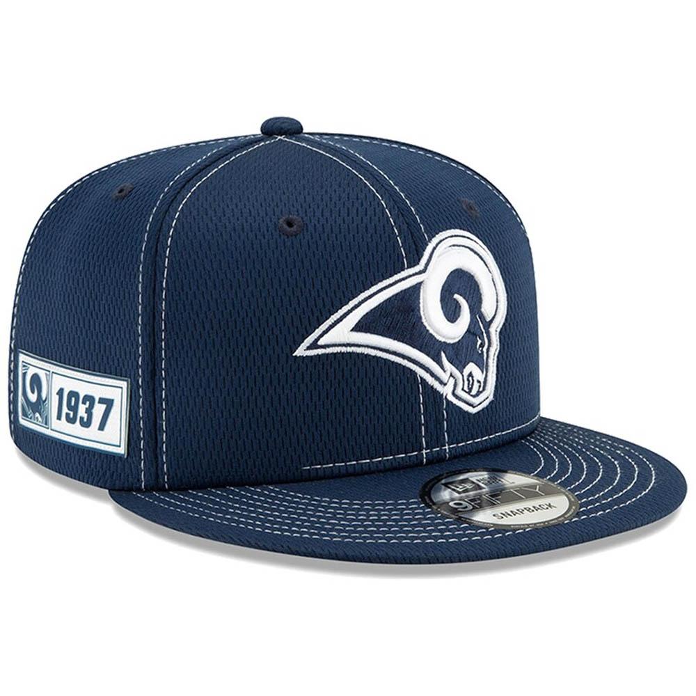 NFL ラムズ キャップ/帽子 2019 サイドライン Road 9FIFTY ニューエラ/New Era【1910価格変更】【191028変更】