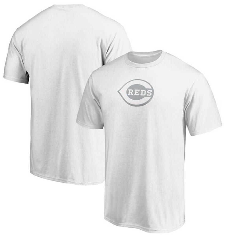 レッズ Tシャツ MLB 2019 プレイヤーズ ウィークエンド マジェスティック/Majestic ホワイト【1910価格変更】【1112】