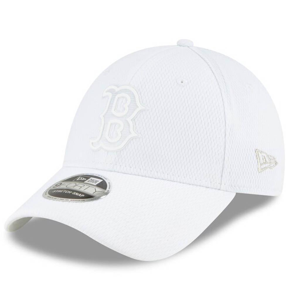 レッドソックス キャップ ニューエラ NEW ERA MLB 2019 プレーヤーズウィークエンド 9FORTY アジャスタブル ホワイト【1910価格変更】【191028変更】