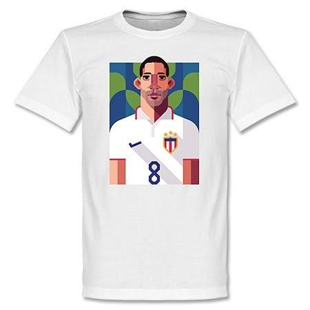 アメリカ代表 クリント・デンプシー Tシャツ SOCCER プレイメーカー ホワイト【1910価格変更】