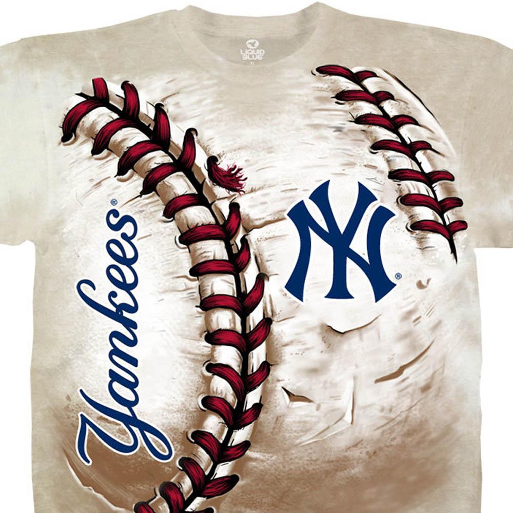 MLB ニューヨーク・ヤンキース Tシャツ ハード【lb1910変更】【1112】