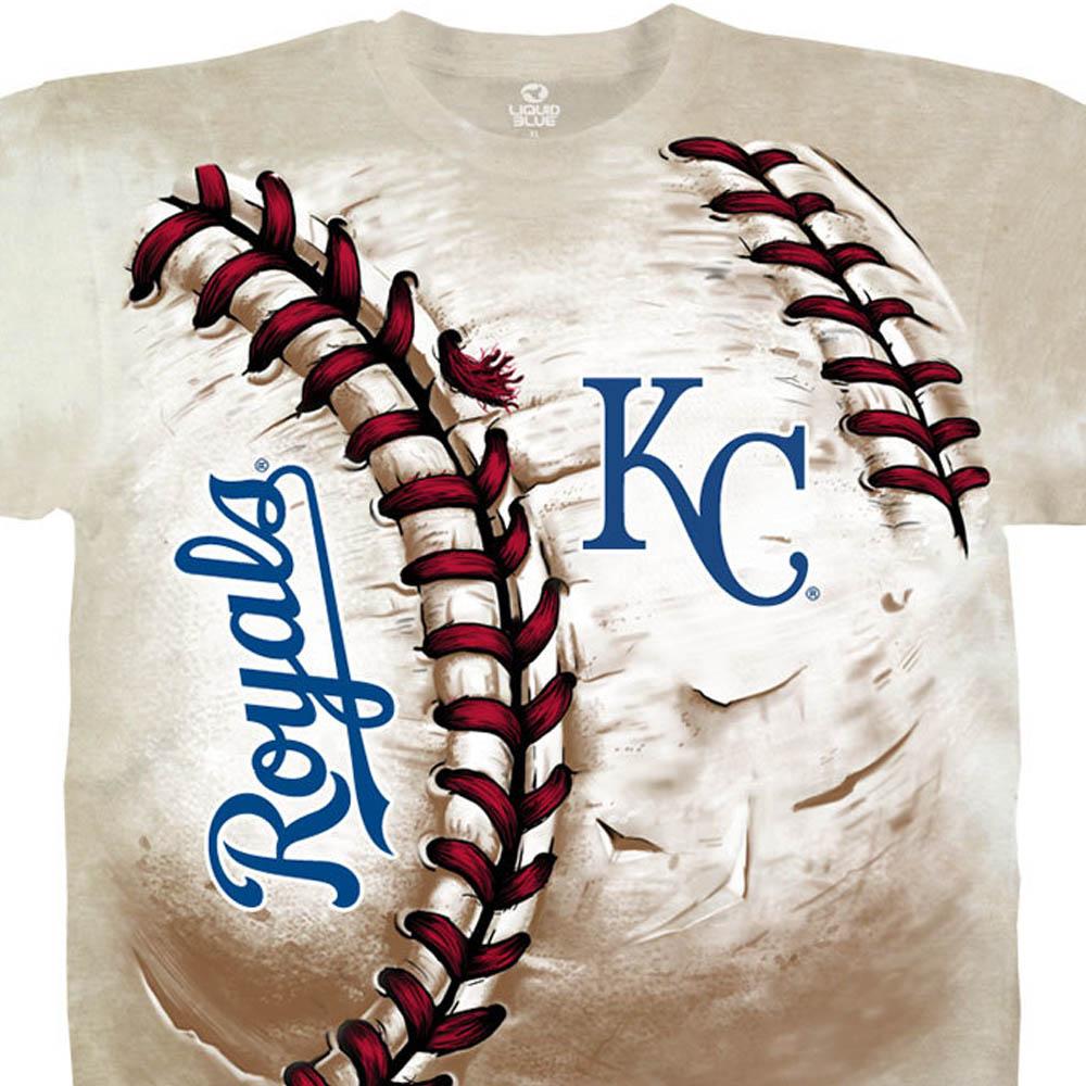 MLB カンザスシティ・ロイヤルズ Tシャツ ハード【lb1910変更】【1112】