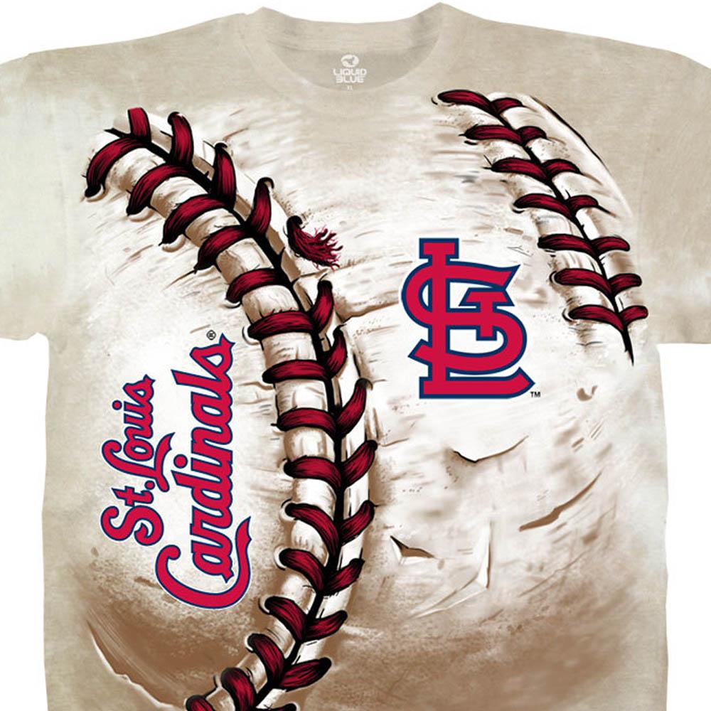 MLB セントルイス・カージナルス Tシャツ ハード【lb1910変更】【1112】
