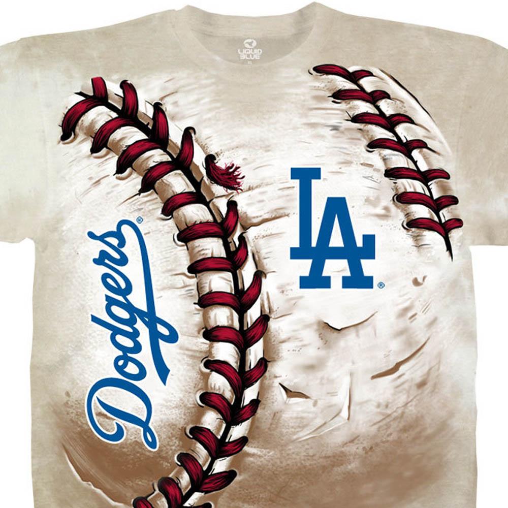 MLB ロサンゼルス・ドジャース Tシャツ ハード【lb1910変更】【1112】