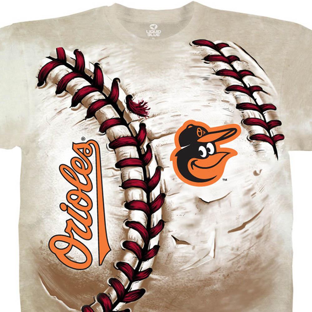 MLB ボルティモア・オリオールズ Tシャツ ハード【lb1910変更】【1112】