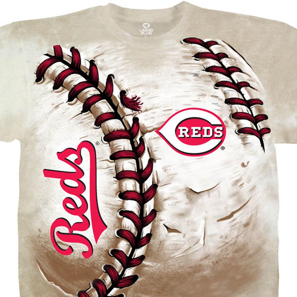 MLB シンシナティ・レッズ Tシャツ ハード【lb1910変更】【1112】