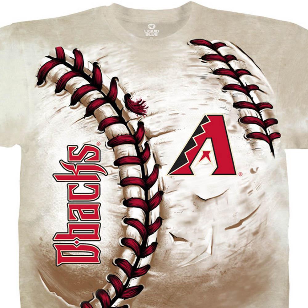 MLB アリゾナ・ダイヤモンドバックス Tシャツ ハード【lb1910変更】【1112】