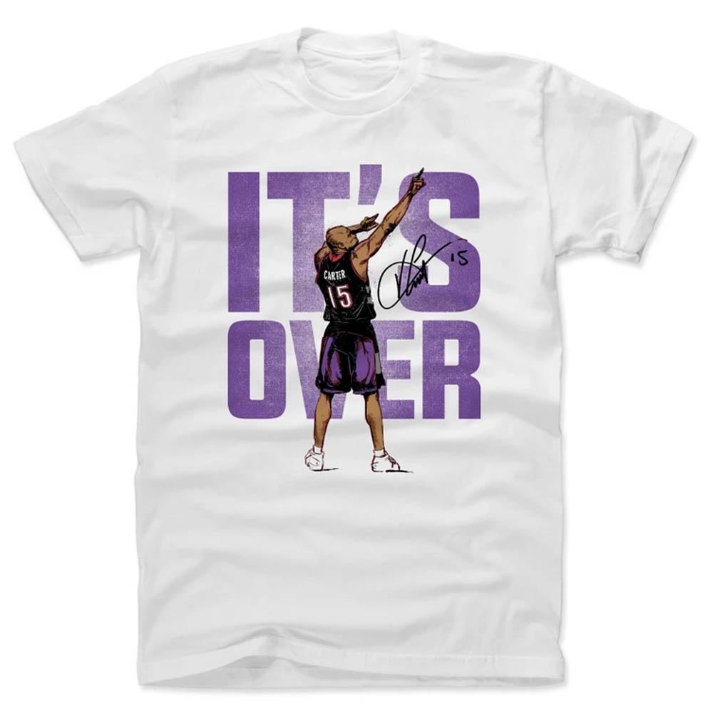 ヴィンス・カーター NBA Tシャツ 500Level ホワイト【1910価格変更】【1911NBAt】