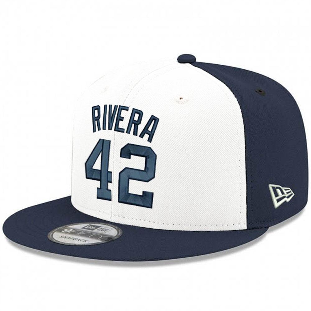 ヤンキース キャップ ニューエラ NEW ERA MLB マリアノ・リベラ 2019 殿堂入り記念 ネイビー