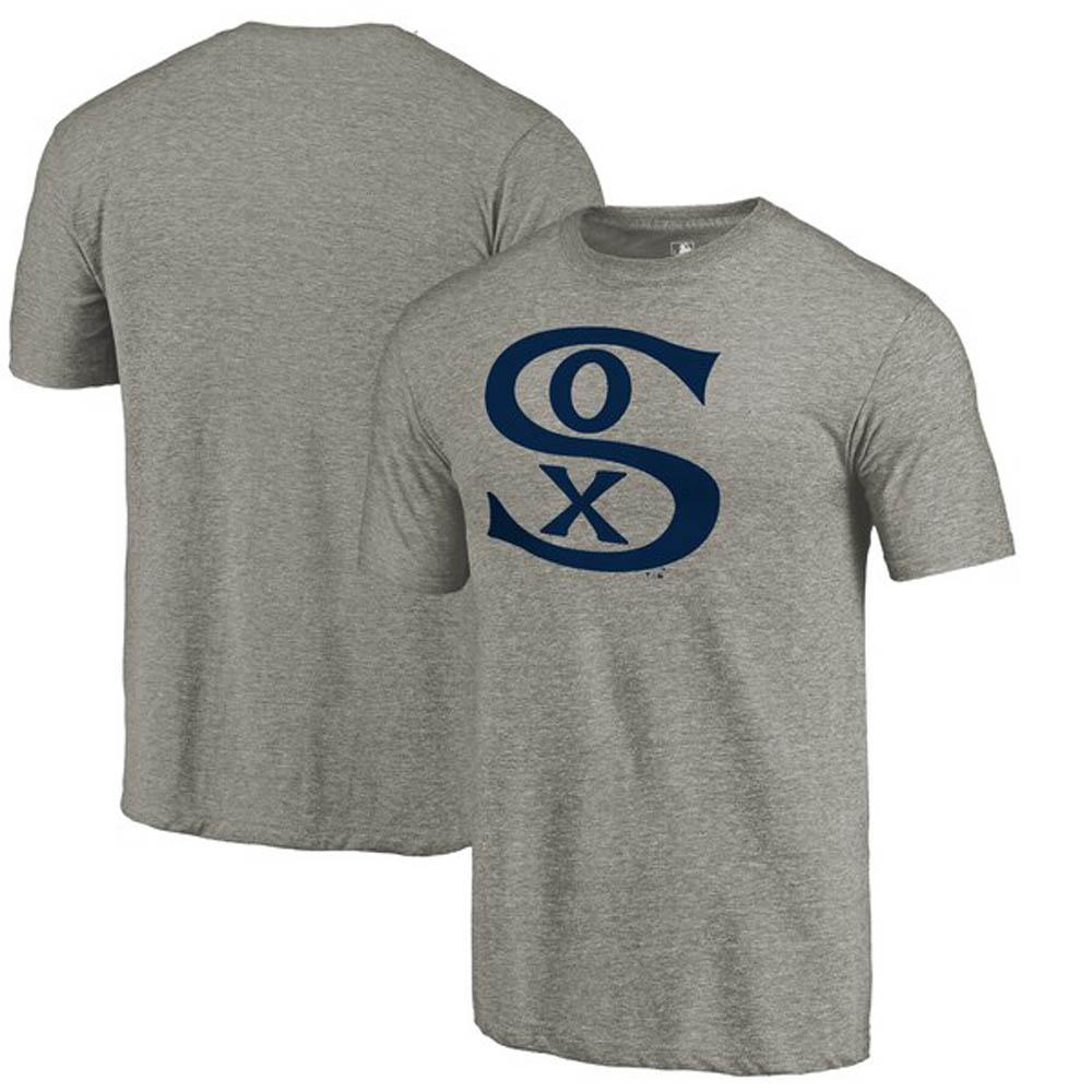 MLB シカゴ・ホワイトソックス Tシャツ クーパーズタウン コレクション アッシュ【1910価格変更】【1112】