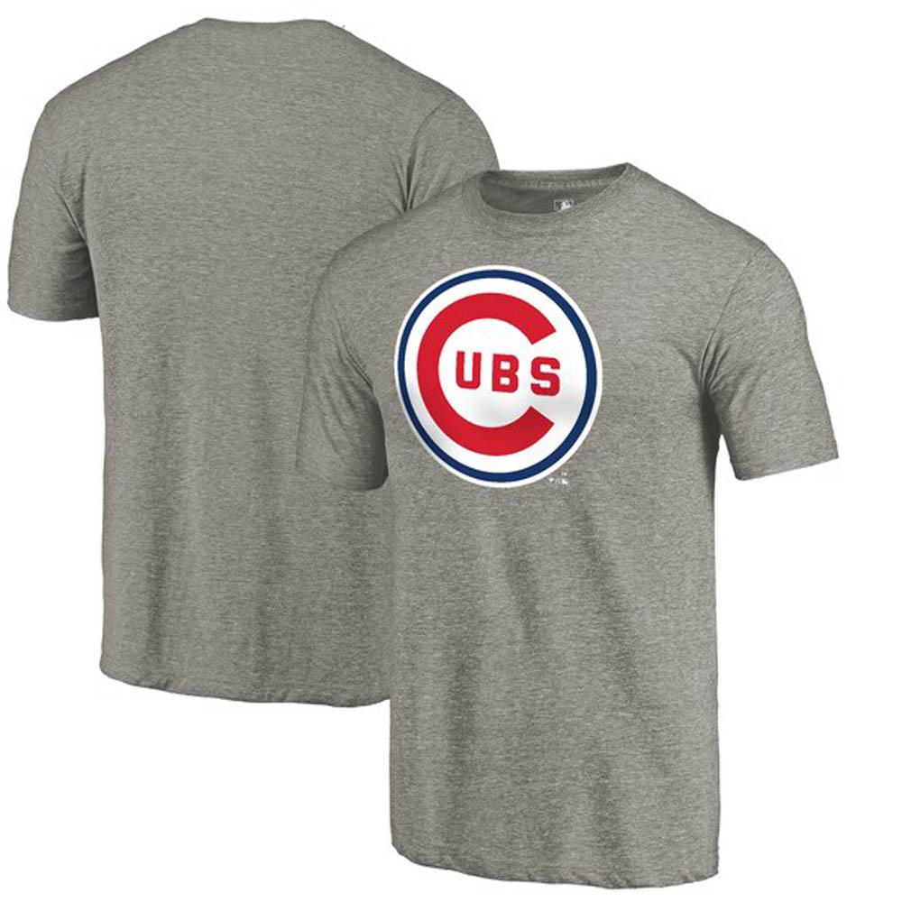 MLB シカゴ・カブス Tシャツ クーパーズタウン コレクション アッシュ【1910価格変更】【1112】