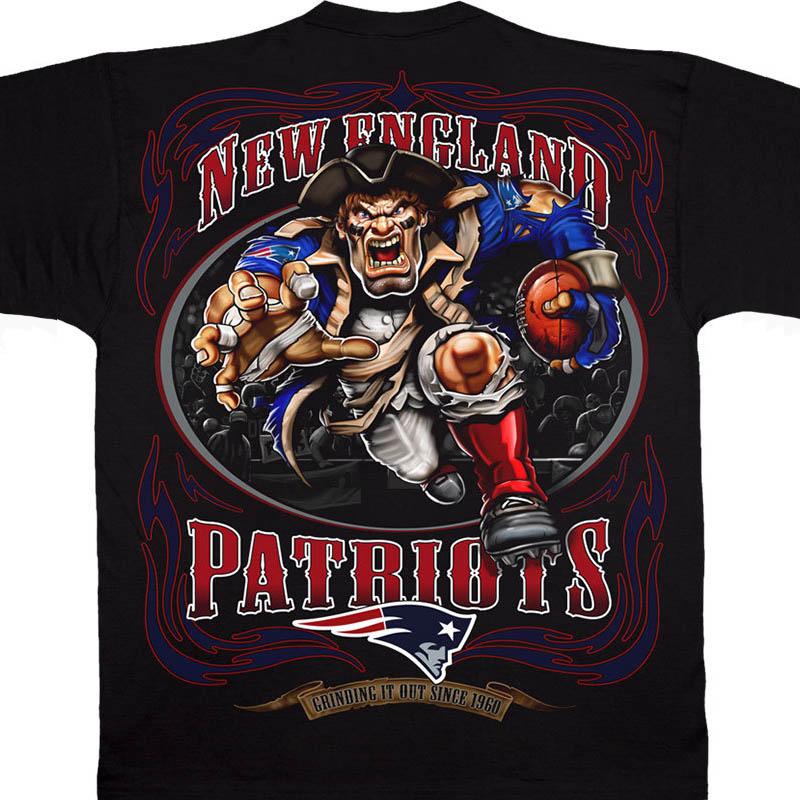 NFL ペイトリオッツ Tシャツ ランニング バック ブラック【lb1910変更】