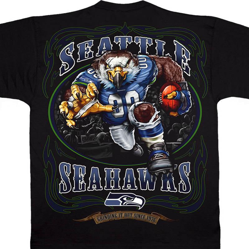 seahawks running shirt