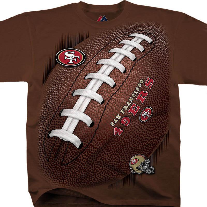 NFL 49ers Tシャツ キックオフ