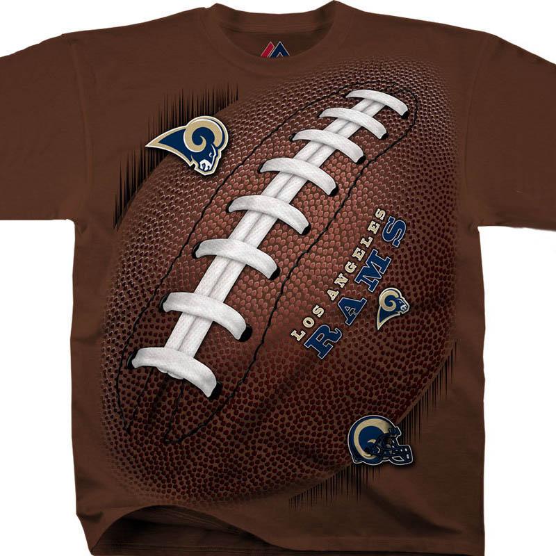 NFL ラムズ Tシャツ キックオフ