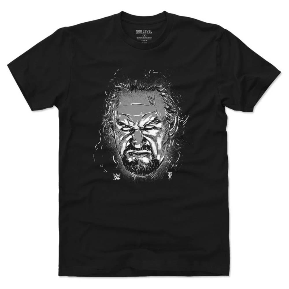 WWE ジ・アンダーテイカー Tシャツ 500Level ブラック【1910価格変更】