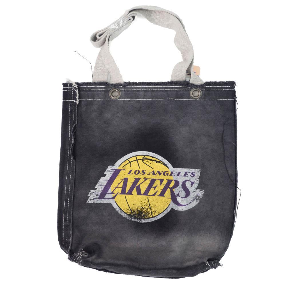 NBA ロサンゼルス・レイカーズ ヴィンテージ ショッパー ProFanIty ブラック【1910価格変更】