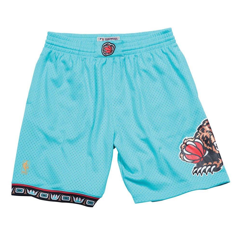 NBA バンクーバー・グリズリーズ ショートパンツ/ショーツ 1996-97 スウィングマン スローバック ショーツ Mitchell & Ness ロード