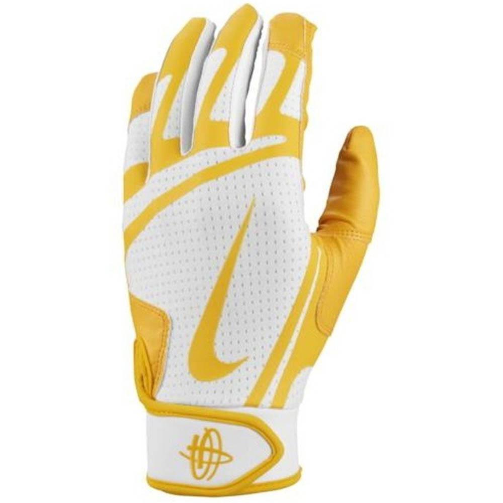Nike BB ハラチ エッジ バッティング グローブ 手袋 ナイキ/Nike ホワイト ユニバーシティーレッド ホワイト N.000.0189.124.SL【1910価格変更】