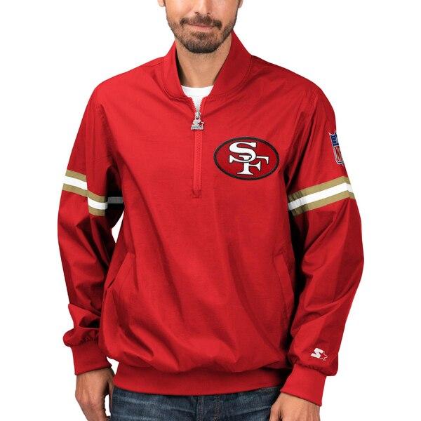 NFL San Francisco 49ers Acrylic Stripe Knit Glove Fanatics