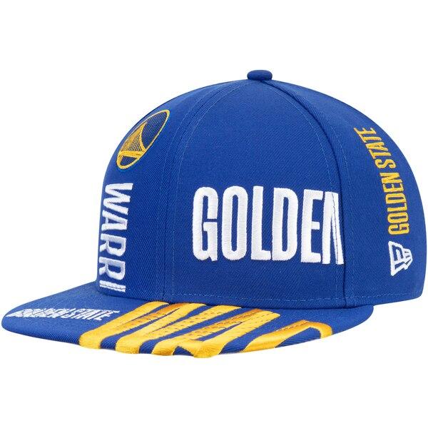 NBA ゴールデンステイト・ウォリアーズ キャップ/帽子 2019 NBA ティップオフシリーズ 9FIFTY ニューエラ/New Era ロイヤル【191028変更】