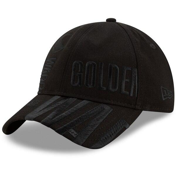 NBA ゴールデンステイト・ウォリアーズ キャップ/帽子 2019 NBA ティップオフシリーズ トーナル 9TWENTY ニューエラ/New Era ブラック【191028変更】