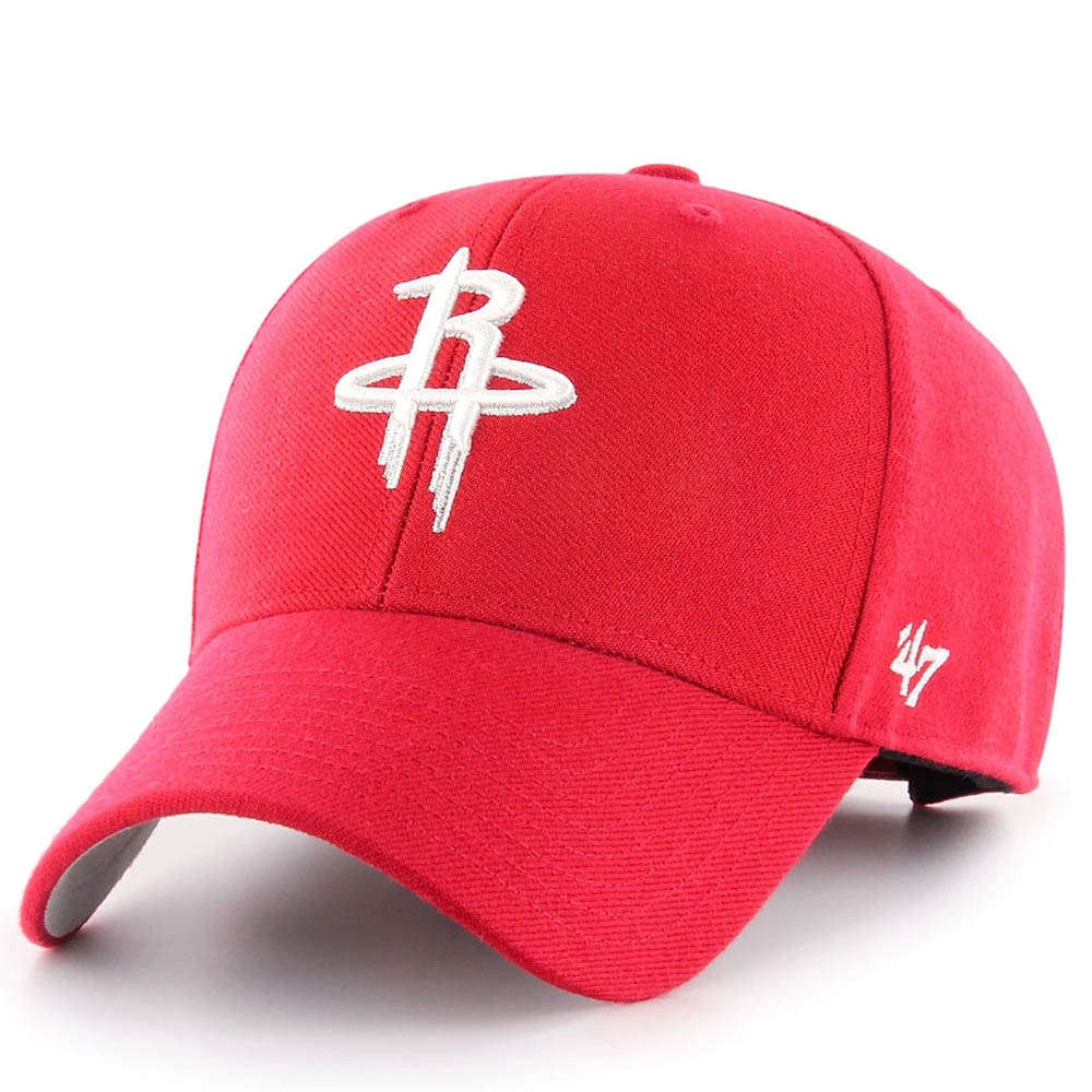 NBA ヒューストン・ロケッツ キャップ/帽子 MVP Cap 47 Brand レッド【191028変更】