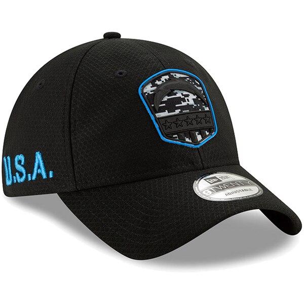 NFL チャージャース キャップ/帽子 2019 サルート トゥ サービス 9TWENTY ニューエラ/New Era ブラック【1911NFL変更】