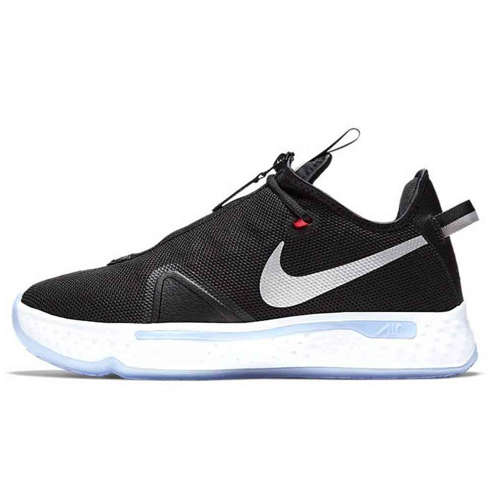 NBA シューズ/スニーカー BAIT4EP ナイキ/Nike ブラック/ホワイト/レッドオービット/ライトスモークグレー CD5082-001