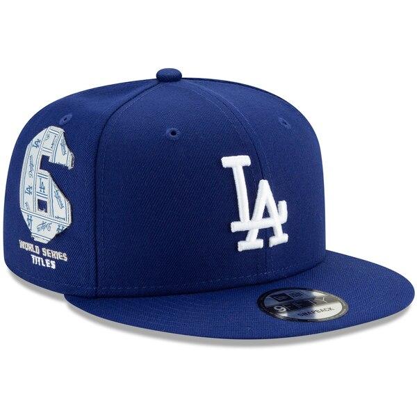 MLB ロサンゼルス・ドジャース キャップ/帽子 トリビュート 9FIFTY ニューエラ/New Era