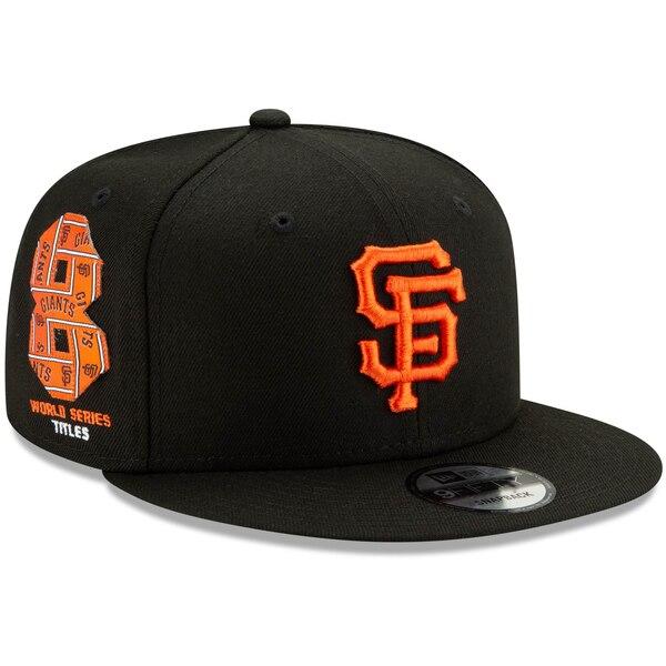 MLB サンフランシスコ・ジャイアンツ キャップ/帽子 トリビュート 9FIFTY ニューエラ/New Era