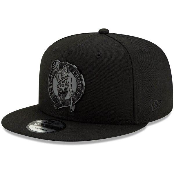 NBA ボストン・セルティックス キャップ/帽子 テクスチャ― 9FIFTY ニューエラ/New Era ブラック