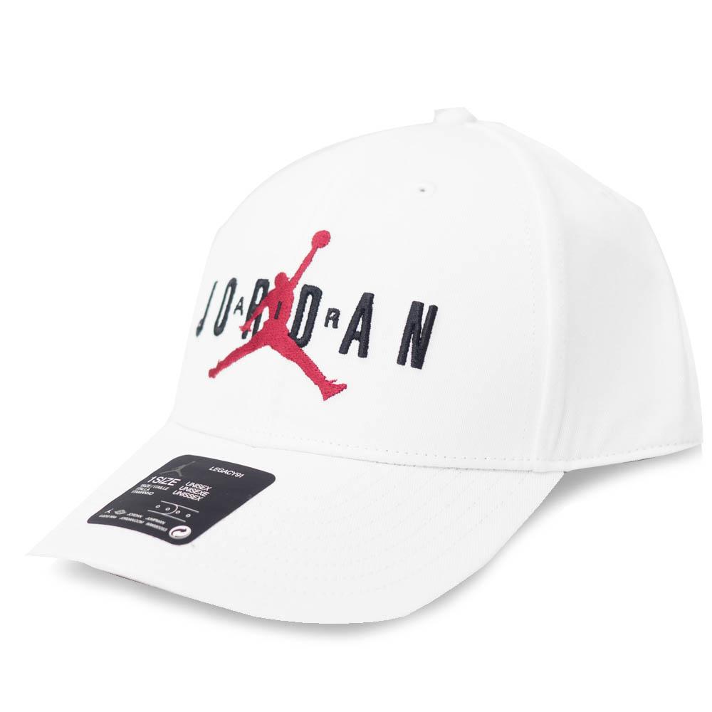 ナイキ ジョーダン/NIKE JORDAN キャップ/帽子 ジャンプマン レガシー91 スナップバック ホワイト CK1248-100