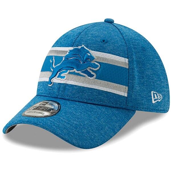 NFLライオンズキャップ/帽子2019サンクスギビング39THIRTYニューエラ/NewEraブルー