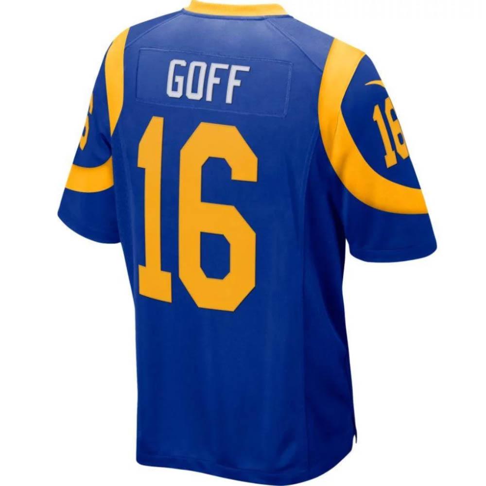 NFL ジャリッド・ゴフ ラムズ ユニフォーム/ジャージ ゲーム ナイキ/Nike ロイヤル 880114-419