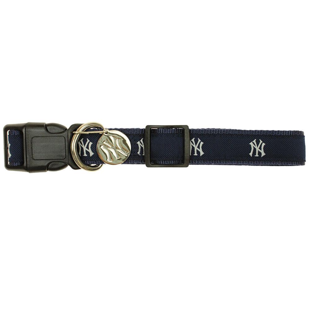 MLB ニューヨーク・ヤンキース インテリア ドックカラー 犬用 首輪 Sporty K9