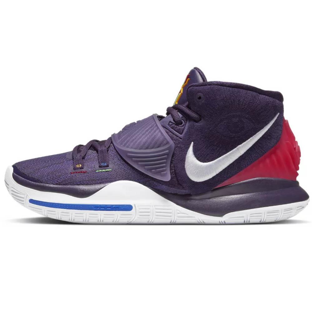 KYRIE シューズ/スニーカー カイリー VI EP ナイキ/Nike グランドパープル/マルチカラー BQ4631-500