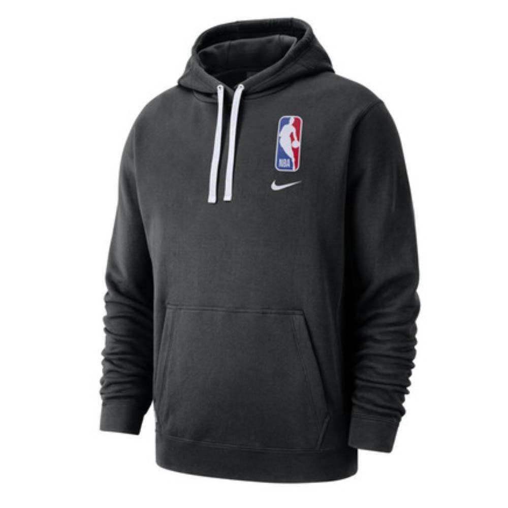 NBA パーカー/フーディー N31 コートサイド プルオーバー ナイキ/Nike ブラック CI1749-010