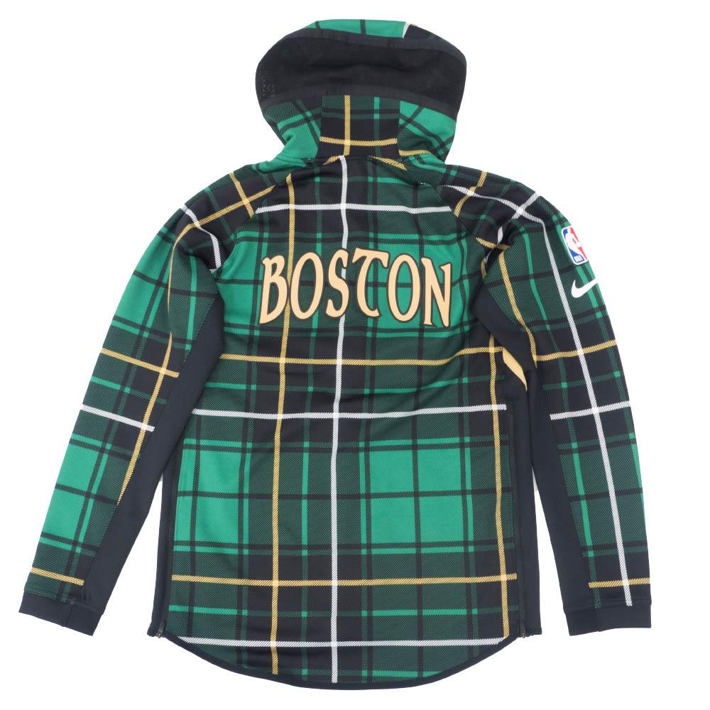 NBA ボストン・セルティックス パーカー/フーディー サマーフレックス ショータイム ナイキ/Nike グリーン AT9436-312