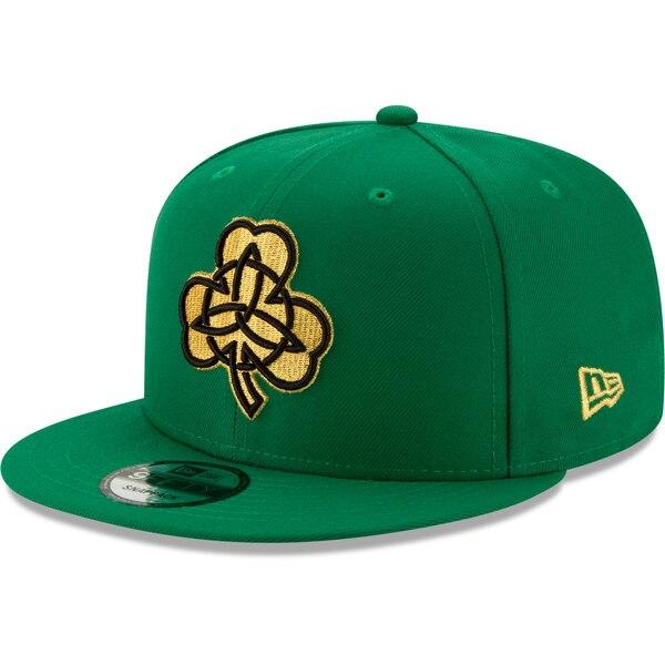 NBA ボストン・セルティックス キャップ/帽子 2019/20 シティエディション オンコート 9FIFTY ニューエラ/New Era グリーン