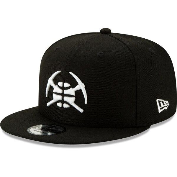 NBA デンバー・ナゲッツ キャップ/帽子 2019/20 シティエディション オンコート 9FIFTY ニューエラ/New Era ブラック