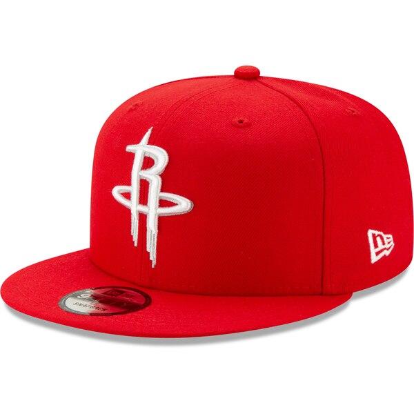 NBA ヒューストン・ロケッツ キャップ/帽子 2019/20 シティエディション オンコート 9FIFTY ニューエラ/New Era レッド