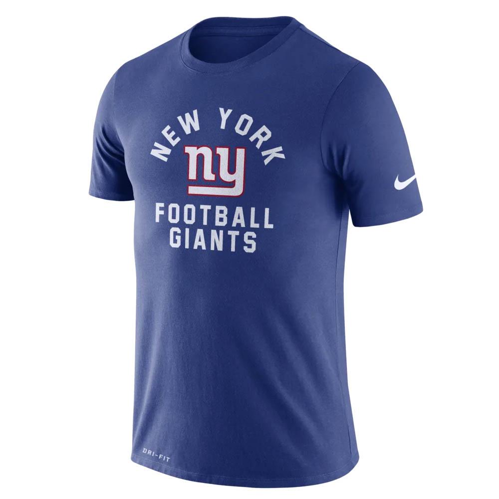 NFL ジャイアンツ Tシャツ ドライフィット ローカル ナイキ/Nike ロイヤル BQ0362-495