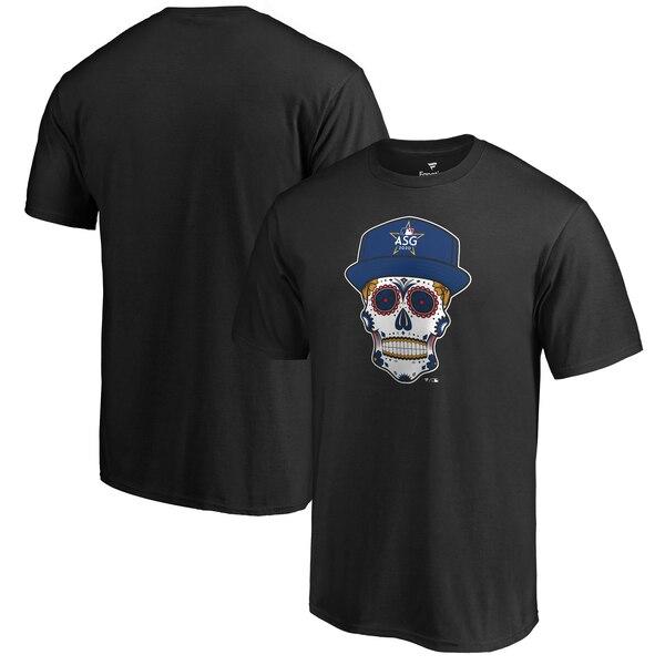 MLB Tシャツ 2020 オールスターゲーム ホームタウン コレクション シュガー スカル ブラック