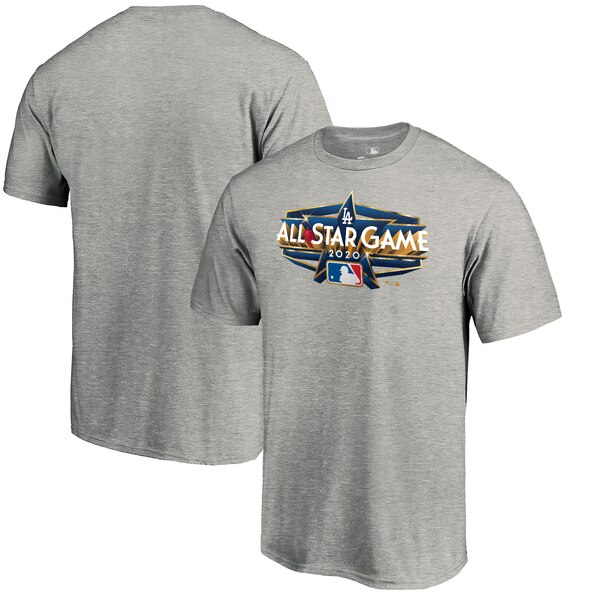 MLB Tシャツ 2020 オールスターゲーム プライマリー ワードマーク ヘザーグレー